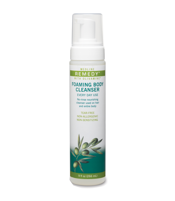 Remedy Foaming Body Cleanser