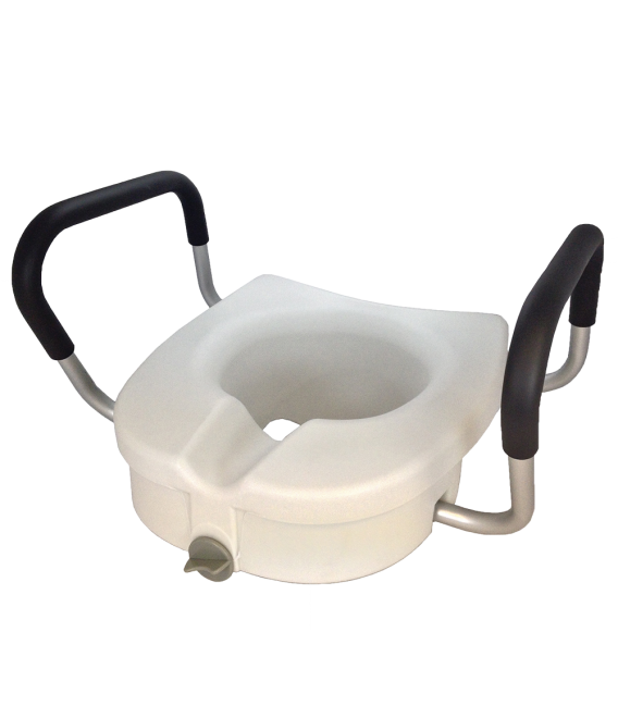 NOVA Toilet Riser w/ Detachable Arms