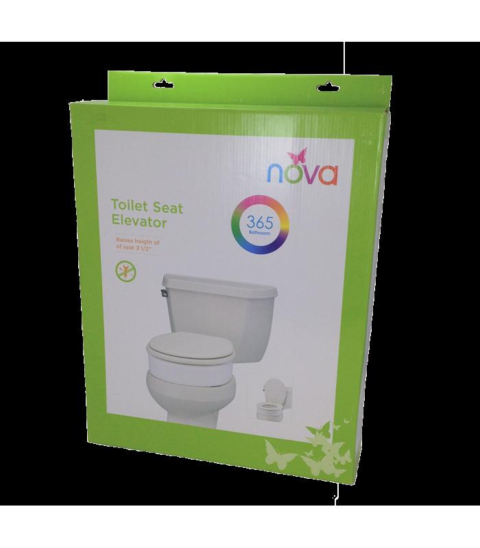 Tremendous Nova Elongated Toilet Riser Pabps2019 Chair Design Images Pabps2019Com