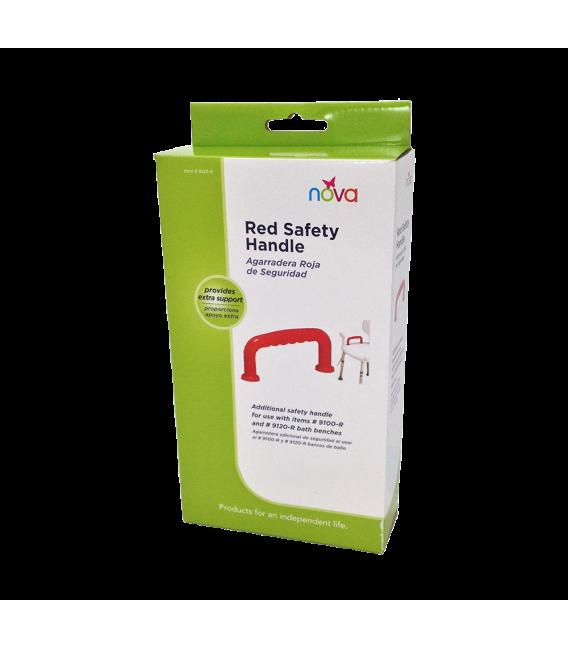 NOVA Red Safety Handle