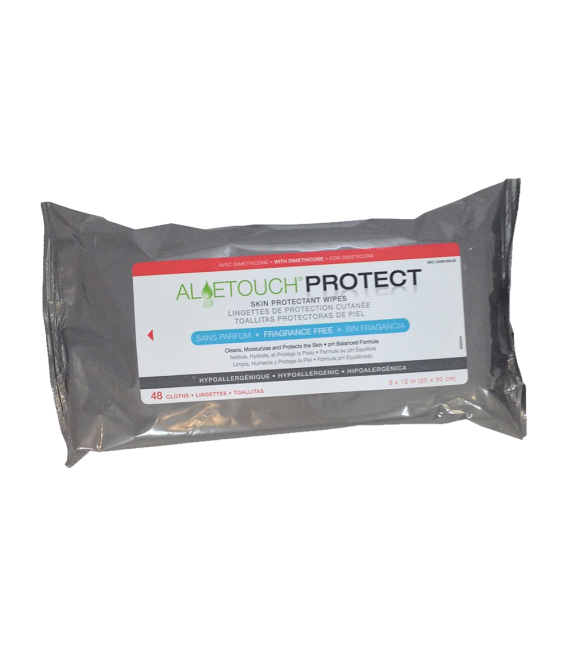 Aloetouch Protectant Wipes