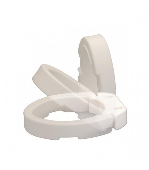 NOVA Elongated Hinged Toilet Seat