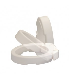 NOVA Elongated Hinged Toilet Seat